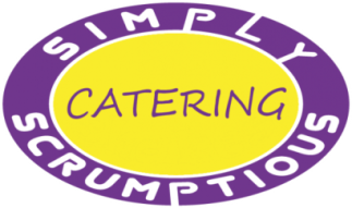 www.simplyscrumptious.catering Logo